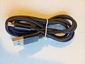 CABLE 1 m USB RENFORCE Alim & SYNC Pour IPHONE 5 5s SE 6 6s 6+ 7 7+  8  iPad