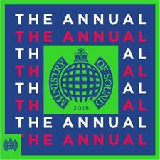 VA Ministry of Sound The Annual 2019 3cd Set