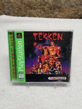 Playstation Tekken Game (E)