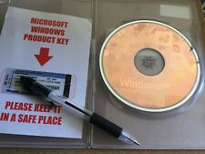Windows XP Home edition 2002 CD