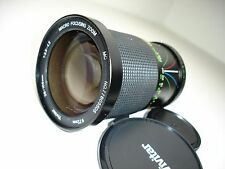 VIVITAR 28-105mm F 3.5-4.5 macro focusing lens for PENTAX  PK-A/R mount cameras