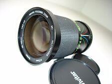 VIVITAR 28-105mm F 3.5-4.5 macro focusing lens for PENTAX  PK-A/R mount cameras