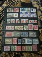 Eastern European Countries Stamp Collection - Used - Some Classics - 2 Scans Y12