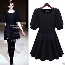 Cotton Blend Mini Shirt Casual Dresses