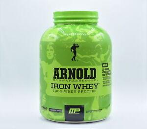 Arnold Schwarzenegger Protein Powder Strawberry Banana 5lbs EXP:11/21