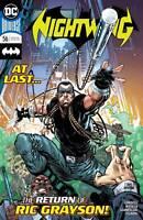 Nightwing #56 Return of Ric Grayson DC Comic 1st Print 2019 unread NM