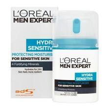 L'Oréal Men Sensitive Skin Facial Moisturisers