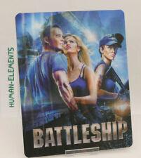 BATTLESHIP - Lenticular 3D Flip Magnet Cover FOR bluray steelbook