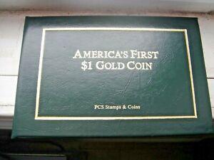 1849 US Gold Dollar Liberty Head - Tough Coin