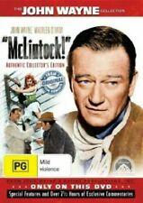 McLintock DVD John Wayne Australia