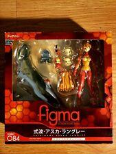 Max Factory Goodsmile Company Figma 084 Evangelion Asuka Langley **US SELLER**