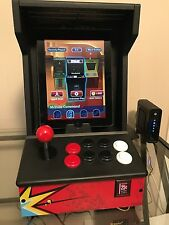 ION iCade Arcade Cabinet for iPad/ ipod with Joystick & Buttons for Atari Games