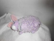 "aurora plush purple lavendar plush bunny rabbit 9"" soft fuzzy"