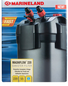 Marineland Magniflow Canister Filter( 220Gph 55Gall/360Gph 100Gall)