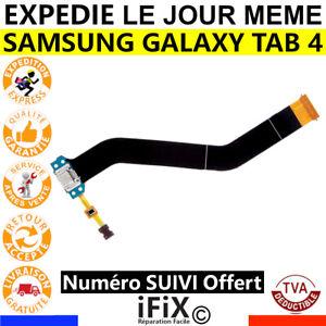 NAPPE FLEX CONNECTEUR DE CHARGE USB GALAXY TAB 4 10.1 SAMSUNG SM T530 T531 T535