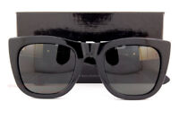 New SUPER by RETROSUPERFUTURE sunglasses Gals Gianni N1B/R Black Lens by Zeiss