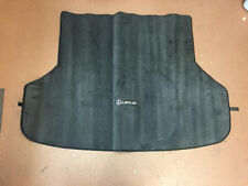 LEXUS RX400H REAR BLACK CARPETED CARGO MAT 2006-2008 PT208-48040-12