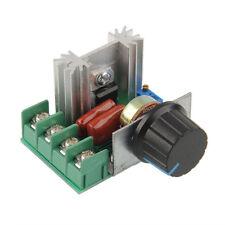 2000W 220V AC SCR Voltage Regulator Motor Speed Control Controller ATF