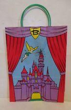 DISNEY BLOOMINGDALE'S DEPARTMENT STORE WINDOWS OF GIVING 1988 SHOPPING BAG
