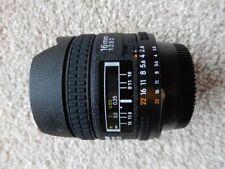 Nikkor AF 2,8/16 mm f 2,8 D