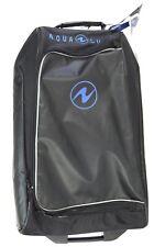 Aqua Lung Explorer Roller Bag Carry On Travel Weekender Luggage 22 X 14 X 9 45L