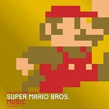 30TH ANNIVERSARY EDITION SUPER MARIO BROTHERS MUSIC(2CD)