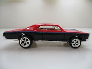 HOT WHEELS - LARRY'S GARAGE - (1967) '67 PONTIAC GTO - REAL RIDERS