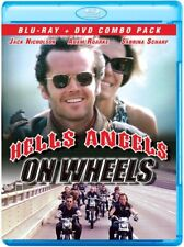 Hells Angels on Wheels [New Blu-ray] With DVD