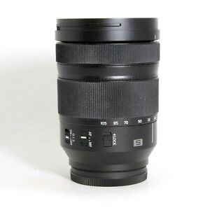 Panasonic Lumix 24-105mm f4 S Macro OIS, (Read Description)