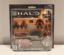 Mega Bloks Halo Covenant Crimson Combat Unit 96959 Elite Honor Guard New