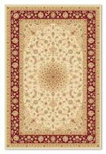 Quality Red Cream Traditional Persian Oriental Style Wool Rug 120x170cm 50 off
