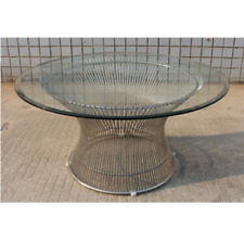 Modern Design Classic Stainless Steel Wire Coffee Table Warren Platner Replica