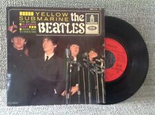 French EP The BEATLES - Yellow submarine - Odeon MEO 126  M