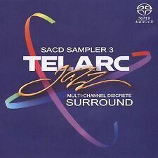 Telarc Sacd Jazz Sampler 3