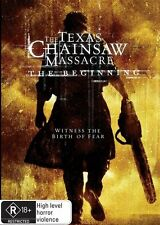 Texas Chainsaw Massacre - The Beginning (DVD, 2011)