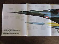 Flugzeugtypen B 213 Dassault Mirage IV
