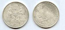 Gertbrolen 20 euro en Argent  Bordeaux  1998 Le pont de pierre