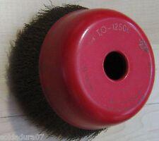 Cepillo Circular Taza pua Acero Latonado 125x0,3 8.500 rpm JAZ ZUBIAURRE cod TOE