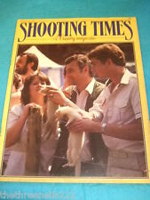 SHOOTING TIMES & COUNTRY MAGAZINE - MAY 23 1985