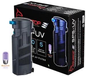AQUATOP SP5 SP7 SP9 SP13-UV Submersible UV filter light