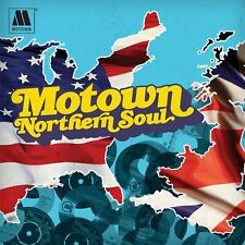 MOTOWN NORTHERN SOUL CD NEW