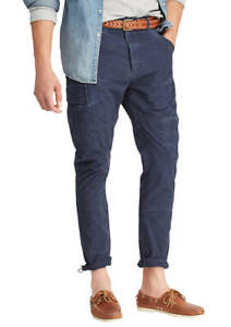 Polo Ralph Lauren Slim Fit Cargo Pant Navy Blue