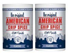 Original American Chip Spice (x2 100g) - Paprika flavoured