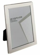 Silverplate Modern Personalised Photo & Picture Frames