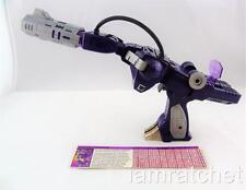 Transformers Original G1 1985 Shockwave Complete