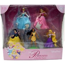 Disney Parks Princess Aurora Rapunzel Figure Cake Topper Playset New With Box