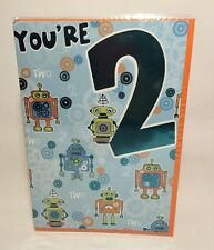 YOU'RE 2 Enjoy Your Day - Birthday Card