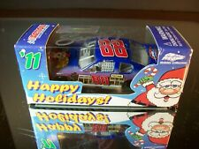 Dale Earnhardt Jr #88 Sam Bass Holiday Collection Autographed 2011 Chevrolet COT