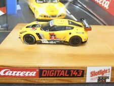 Carrera Digital 143 Cevrolet Corvette C7 R  Tuning Rennmotor Magnet,Reifen Achse