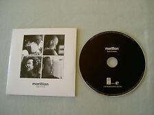MARILLION Less Is More promo CD album